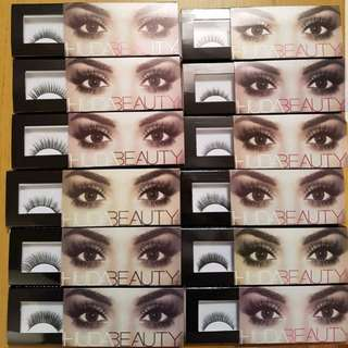 Preorder** Huda Beauty Lashes