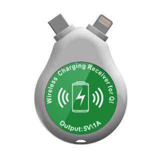 3 合 1 無線充電接收器 3 in 1 Wireless Charging Receiver