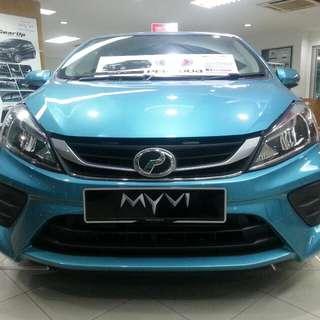 Perodua MyVi G Auto 2018 + FREE GIFTS