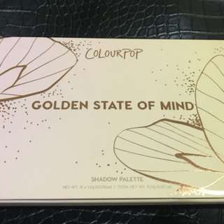 COLOURPOP Golden State of Mind Pallete
