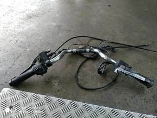 Used Honda CB125E Handle switch set