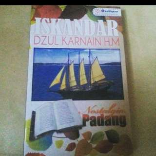 Novel Nostalgia Padang #Bajet20