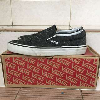 Vans Classic Slip on Star Dots