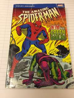 Spider-Man Marvel comics
