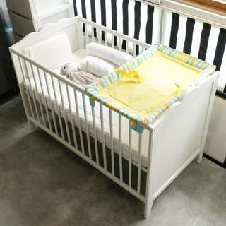 Baby Cot with Accessories