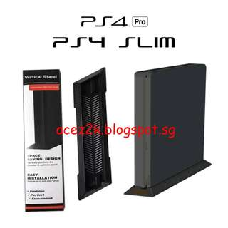 [BN] PS4 Slim / Pro Vertical Stand (Brand New)