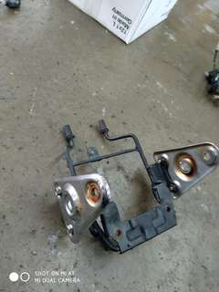 Used Honda CB125E lamp stay