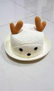 Topi anak karakter lucu