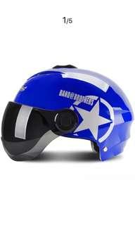 Andes Half Helmet
