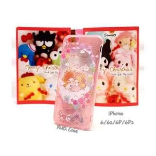 """""""iPhone6系Little Twin Stars全包邊軟殻"""""""