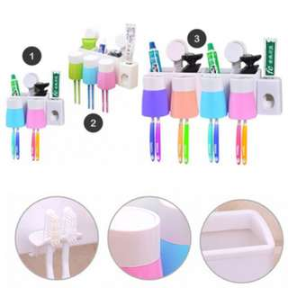 Colorful Toothbrush Holder