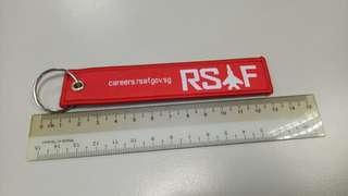 RSAF Key Chain