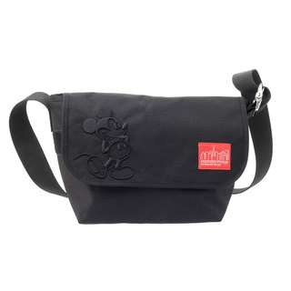 Japan Disneystore Disney Store Mickey Mouse Manhattan Portage Messenger Bag (L)