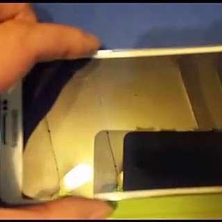 $25/2張 任何手機鋼化玻璃保護貼