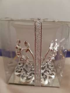 Door Gift (Silver with leave patterns)
