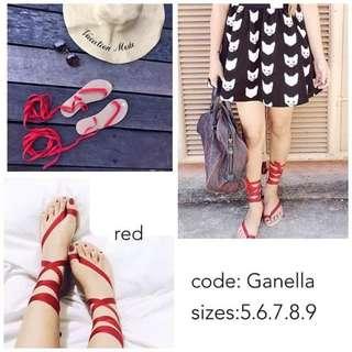 Ganella Beach Sandals