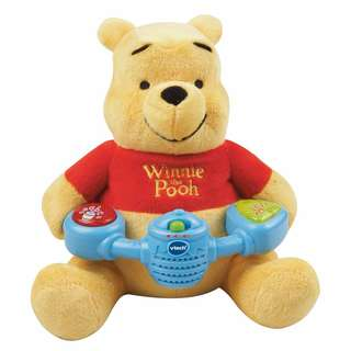 VTech Baby Winnie the Pooh Sing and Learn Pooh