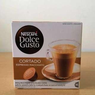 CORTADO Nescafe Dolce Gusto Capsule 1