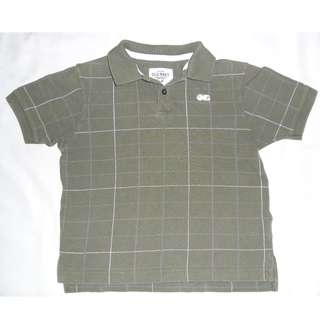 Charity Sale! Authentic Old navy Polo Shirt Size Medium Little Boys