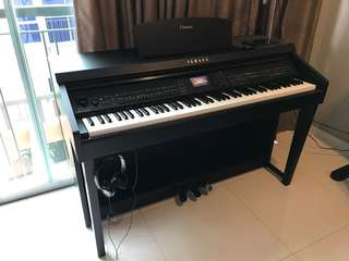 Yamaha Clavinova Piano CVP 701B