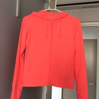 UNIQLO airism hooded sweatshirt