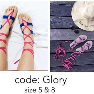 Glory Beach Sandals