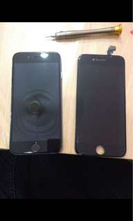 On-site iphone lcd Screen Replacement