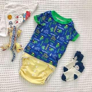 Baby T-shirt 0-3 mths
