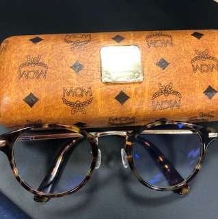 authentic MCM specs just bought but not fit for me