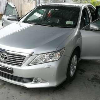 Toyota Camry 2.0 G spec