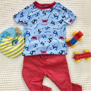 Baby T-shirt 18-24mths