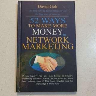 52 Ways To Make Money in Network Marketing