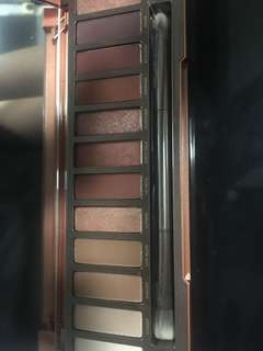 Urban decay naked heat BRUSH