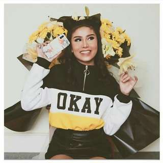 Snatched & Okay Sweater