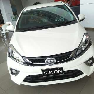 All New Sirion MT