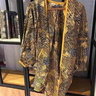 Silk Outerwear