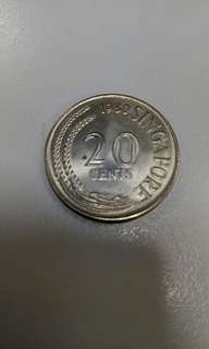 Coin 20cent