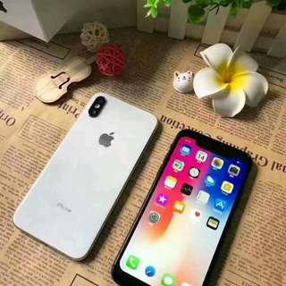 Iphone X with Free Keypad