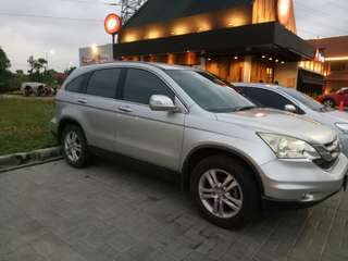 Crv 2.4 Matic 2010