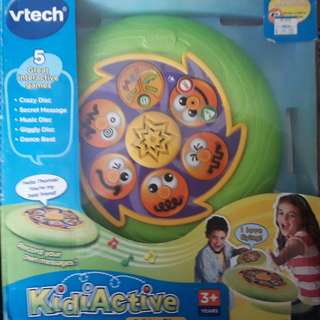 Vtech KidiActive Talking Disc