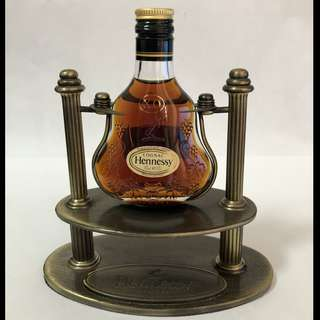 Hennessy X.O  5cl連座架