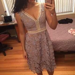 BNWT Lilac dress S