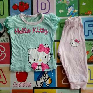Dress , Hello Kitty Appreal Rm15 Je
