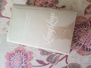 Anthology of Love by Lang Leav (set)