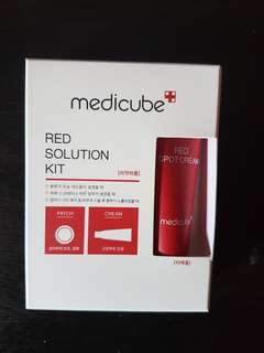 Medicube Red Solution Kit
