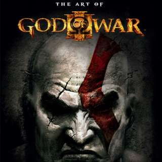The Art of God of War III                                   Out of Print book by Ballistic Publication