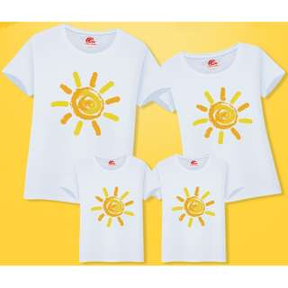 Couple / Family Matching Wear Printed Tees / T-Shirts / Tops / Clothes
