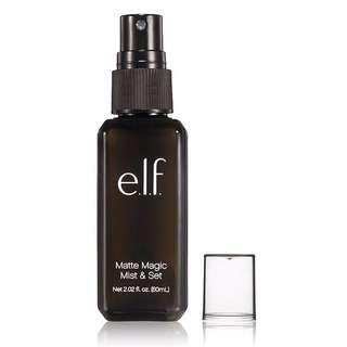 E.L.F. Cosmetics, Matte Magic, Mist & Set, 2.02 oz (60 ml)