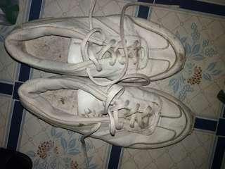 Shoes sport jagging linisan mo nalang