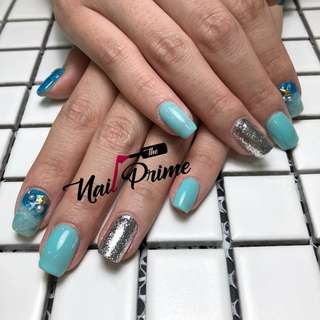 Gel Mani ( excluding nailart )